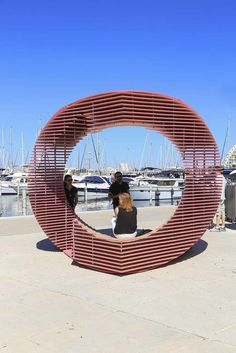 Gallery - Earth, Air, Water and Blurred Boundaries at La Festival des Architectures Vives 2015 - 9