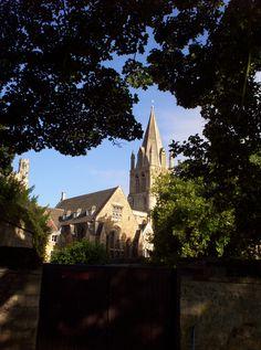 Christ Church, Oxford http://religioustaleoftheuk.wordpress.com/2012/05/31/christ-church-oxford/