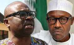 Buhari's six months of deceitful change - Fayose - http://www.thelivefeeds.com/buharis-six-months-of-deceitful-change-fayose/