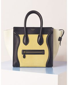 CÉLINE fashion and luxury leather goods 2013 Summer - Luggage - 12