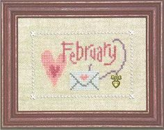 February Flip-It model from Lizzie Kate