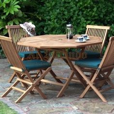 Set Teak Garden Furniture STG-1006
