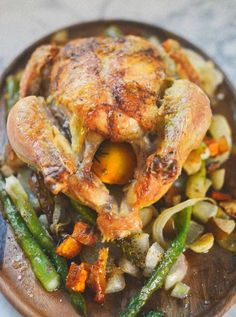 Sweet & Savory Viking Chicken
