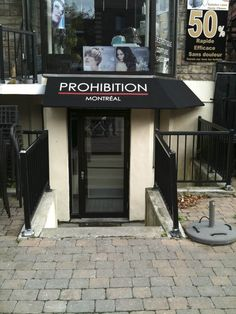 Prohibition  - Top 10 Places to Eat on Monkland Avenue in NDG, Montreal, Canada