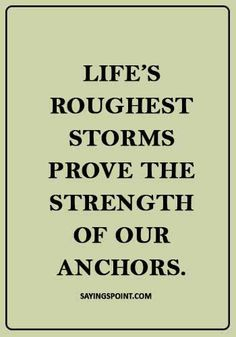 """In this post, you will find amazing anchor quotes and sayings. Short Anchor Quotes and Sayings """"Hope is the anchor of life. Navy Quotes, Anchor Quotes, Me Quotes, The Anchor Holds, Navy Chief, Everyone Else, Proverbs, Finding Yourself, Ship"""