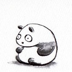 【一日一大熊猫】 2014.12.21 猫背は周りから暗く見えるらしく 太りやすくお腹だけポッコリ出る体質になったり 色々とマイナスらしいよ。 まぁパンダの場合は許されるんだけどね。。。 #パンダ