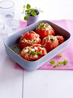 Auf der Pizza oder im Salat - Zucchini schmecken immer! Der perfekte Begleiter: Tomate - viel Tomate. Und ein Hauch Kreativität. 18