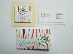 Tarjeta y sobre personalizado para regalo- personalized gift tag and envelope