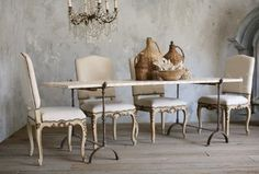 Showroom of Dasan Interiors Inc - eclectic - dining tables - calgary - Dasan Interiors Inc.