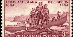 All The Facts You'll Ever Want To Know About The Lewis & Clark Expedition European American, American History, Wild Animals Attack, William Clark, Louisiana Purchase, Tribal People, Lewis And Clark, American Spirit, Married Men