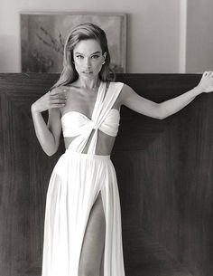alon livne 2019 bridal real bride one shoulder strap sweetheart cutout bodice slit kirt a line wedding gown mv -- Here Comes the Bride, All Dressed in Alon Livné White White Wedding Dresses, Prom Dresses, Teen Dresses, Midi Dresses, Grace Loves Lace, The Dress, Summer Outfits, Bar Outfits, Vegas Outfits