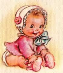 dibujos de buenas noches vintage