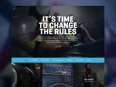Think Blink Homepage