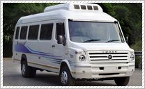 Sami World Travels Offers Tempo Traveller 15 Seater, 15 Seater Tempo Traveller Hire, Tempo Traveller 15 Seater in Delhi, Tempo Traveller in India, Hire 15 Seater Tempo Traveller in Delhi in Affordable Prices