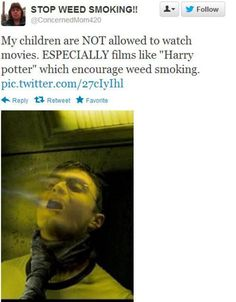 yes... because the dementors come to steal your soul ONLY if you smoke weed.