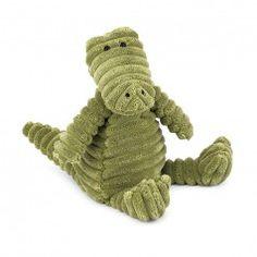 Cordy Roy Alligator by Jellycat available at www.poppyarts.com!  $27 Your child's favorite jungle companion.  #babygift #jellycat #poppymadebyhand