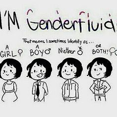 Okay, guys. I thought I should come out right now. I'm a panromantic and genderfluid. Thought you should know.<<This was left by the last person to pin this.  I too am genderfluid and panromantic, panromantic means you are open to having a romantic relationship with a man, woman, intersexual (someone who isn't physically 100% male or female), genderqueer (someone whose gender identity doesn't match their biological sex [there is lots of scientific evidence that gender and biological sex can…