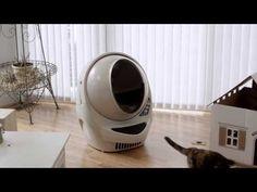 Litter-Robot Open-Air - How it works https://youtu.be/e4PaCFL1js0  Get $25 off your purchase through this link: http://share.litter-robot.com/dTmTD #litterrobot #catlady #meow #catsofinstagram #instacat #catlover #tech #lovemyrobot #nomorescooping
