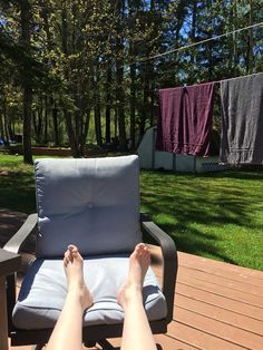 """""""Long-distance sessions are being done outside today. We are always grateful for an outdoor office on these bright sunny days! Outdoor Office, Outdoor Sofa, Outdoor Furniture, Outdoor Decor, Sunny Days, Sunnies, Garden Furniture Outlet, Sunglasses, Shades"""