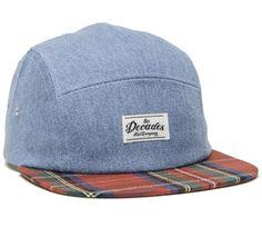 Variedad en los gorros de The Decades Hat Co. #5panel #thedecadeshatco #thedecades #hat