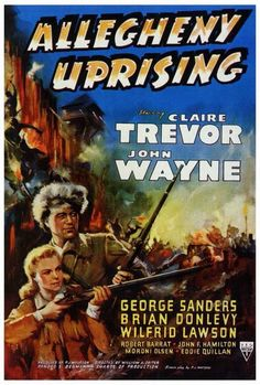 Allegheny Uprising (1939) Colorized Version America's Revolutionary War is more than a decade away, but storm clouds of rebellion are gathering in Pennsylvania. There, colonial man of action James Smi