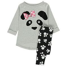 PANDA PYJAMAS - Google Search