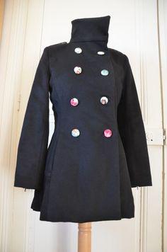 Quart Coat Pauline alice