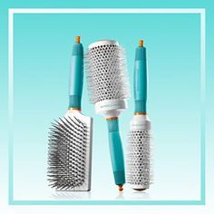 Think you have it all to create the perfect blowout? Make sure you have a Moroccanoil Ceramic Brush, which allows for even heat distribution, increased drying time and shiny hair. Click the link in our bio to shop. #ArganEveryDay