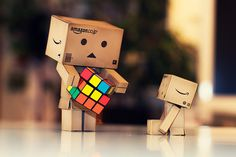 This is a Rubix cube, watch me be a boss :P