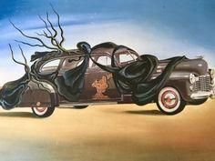 Salvador Dalí | Automobiles habillées (ca. 1980) | Available for Sale | Artsy