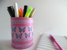 Porta penne | Hobby e Creatività