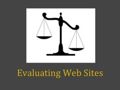 Is It CRAP? Using a Memorable Acronym to Teach Critical Website Evaluation Skills