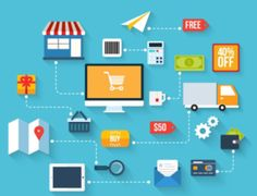 E-commerce refers to transaction done though online sources. The trend of online business is becoming more popular with the interest of buyer and seller in online transaction.