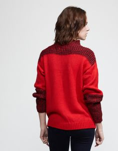 Alpine Sweater - Wool and the Gang.