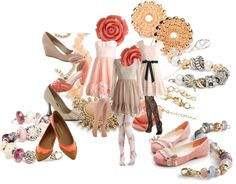 """""""Sweet Tea & Kisses"""" by mytrollbeads on Polyvore"""