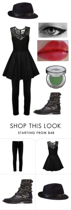 """""""Rose 2"""" by emo-vampire-1999 ❤ liked on Polyvore featuring Frame Denim, True Decadence, Yves Saint Laurent and Urban Decay"""