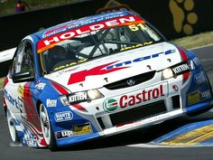 Greg Murphy Lap of the Gods 2.06.85 Bathurst shoot out 2003