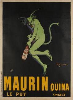 Maurin Quina, Le Puy. Leonetto CAPPIELLO  (1906)