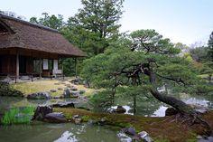 https://flic.kr/p/9yyThX | Shokin-tei | Katsura Imperial Villa
