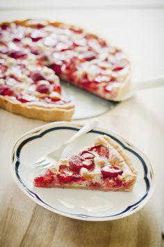 Recipe number 69111: Tarta truskawkowa
