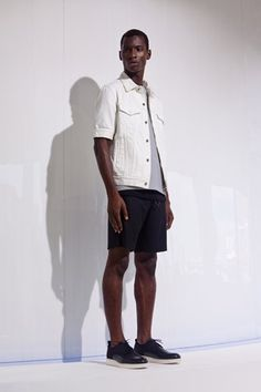 See all the Collection photos from Public School Spring/Summer 2014 Menswear now on British Vogue Spring Outfits For School, School Outfits For College, Black Jeans Outfit, Fall Leggings, Boy Fashion, Fashion 2014, Mens Fashion, Spring Summer, Spring 2014