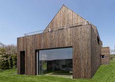 Single Family House, Burów, Poland by Wizja Architects.