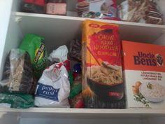 Like&Use...Rice, pastas, nuudels, macarons...