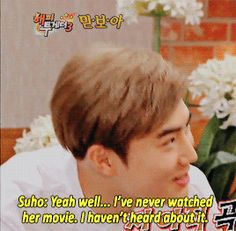 Junmyeon is a SAVAGE. (2/4)