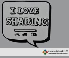 #sharing in #relatinship