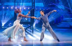 Astonishing elegance from Danny Mac and Oti Mabuse! An American Smooth that'll go down in history. Strictly Come Dancing 2016, Strictly Dancers, Ballroom Dancing, Ballroom Dress, It Takes Two, Bbc One, Semi Final, Finals, Culture