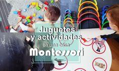 Aprendiendo con Montessori: Juguetes y actividades en una casa Montessori Montessori Education, Cooperative Learning, Baby Learning, Ideas Para, Acting, Baby Kids, Homeschool, Children, Psp