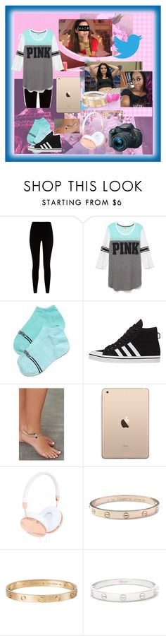 """""""WWE Q&A W/ Ariane and Paige"""" by mariak1511 ❤ liked on Polyvore featuring мода, Givenchy, adidas, Frends, Eos, Episode и Cartier"""
