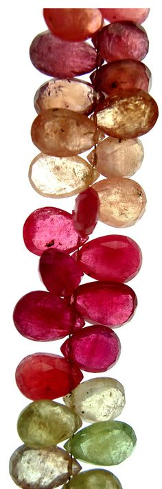 Sapphires #crystals #colors