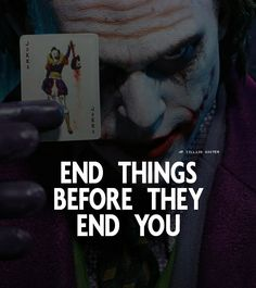 33 Joker Quotes to fill you with Craziness. Joker Love Quotes, Psycho Quotes, Karma Quotes, Badass Quotes, Wise Quotes, Reality Quotes, Mood Quotes, Inspirational Quotes, Heath Ledger Joker Quotes